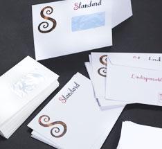 Enveloppe standard